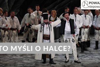 Halka (Moniuszko) – streszczenie
