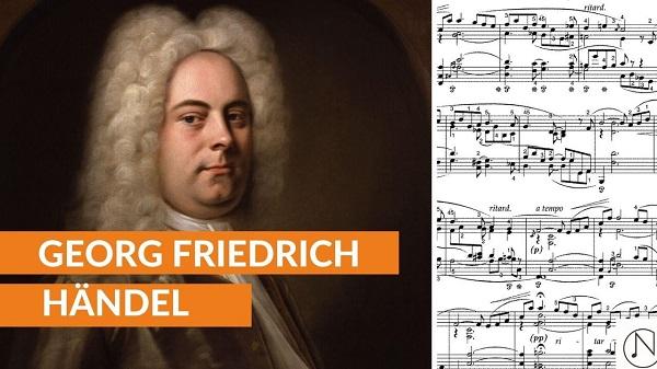 Kim był Georg Friedrich Händel