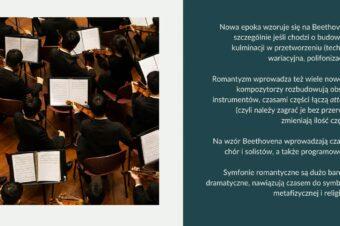 Symfonia w epoce romantyzmu
