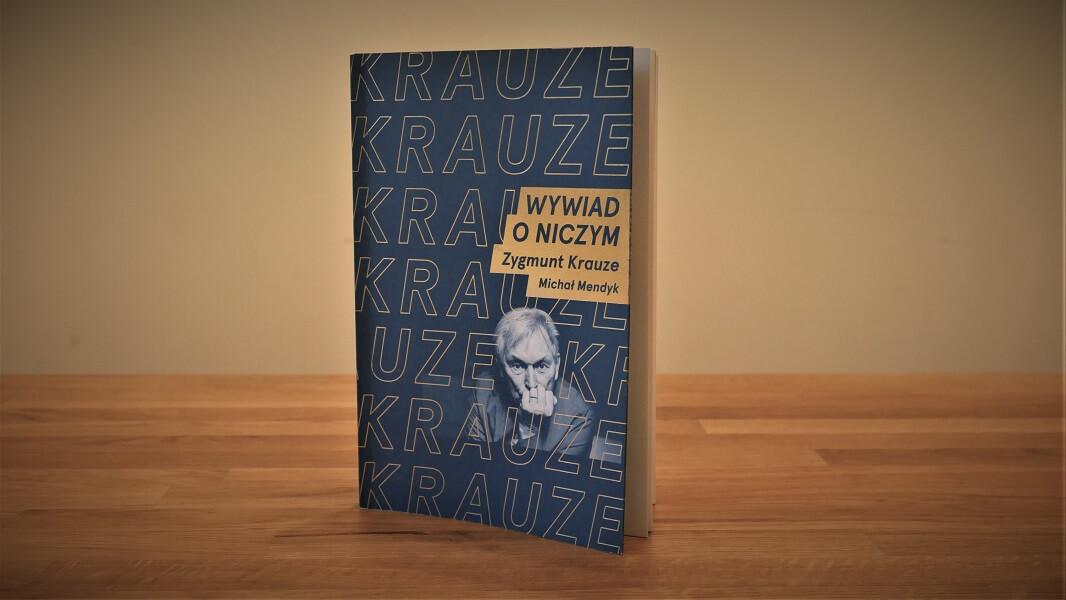 Wywiad o niczym z Zygmuntem Krauze